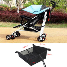 Baby Diaper Bag Yoyo Yoya Stroller Accessories Wheelchair Organizer Attachable Infant Pram Bottom Basket