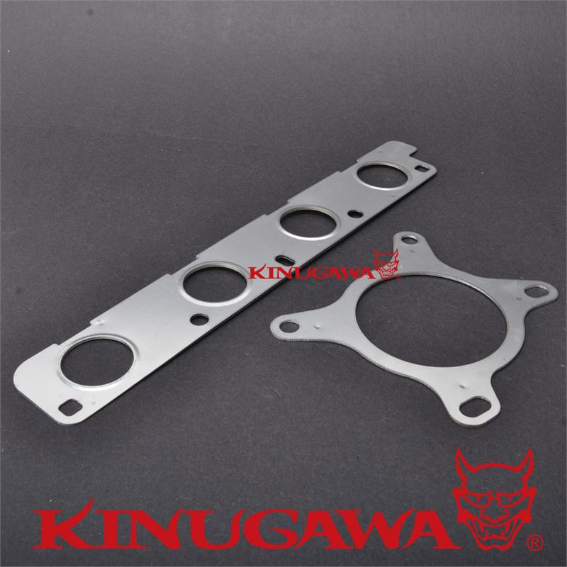 Kinugawa Turbo Dump Pipe & Engine Gasket Kit for VAG 1.8T / 2.0T Turbo