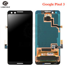 For Google Pixel 3 LCD Screen Touch Digitizer Assembly 5.5 3XL XL