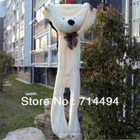Wholesale 300cm Huge Size Teddy Bear Skin High Quality Low Price Holiday Gifts Large Toy Free