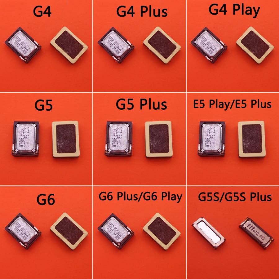 2x Earpiece Receiver Earpiece Speaker For Motorola Moto G4 G5 G6 E5 Plus Play XT1924 XT1921 G5s XT1794 G5S Plus XT1805 G5SP
