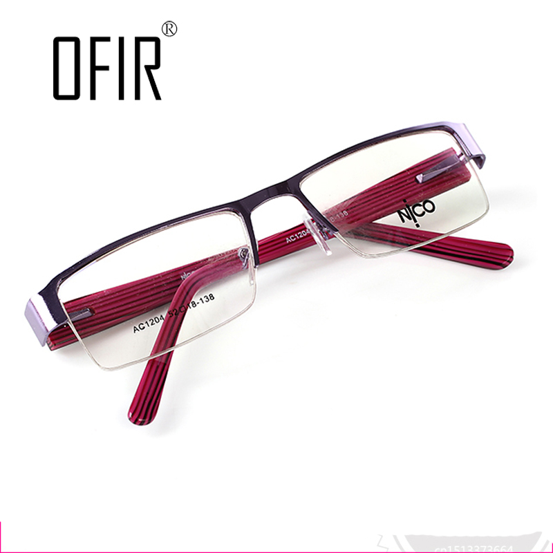 optical frame metal brand s eye glasses lenses