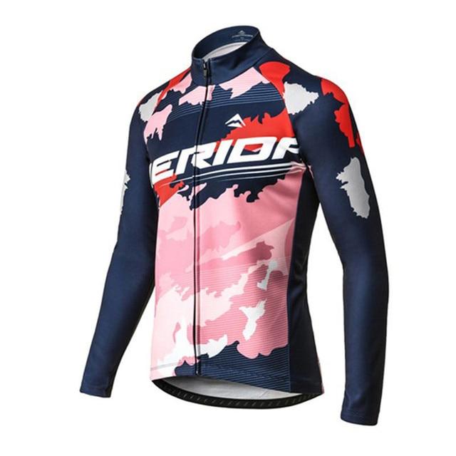 b66f93784 Pro Team Merida Cycling Jersey Spring Long Sleeve MTB Bike Clothes Men  Bicycle Clothing Uniformes De Ropa Ciclismo Hombre  725