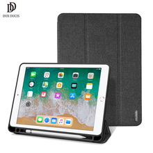 dux ducis skin pro origami smart leather stand case for ipad pro 12 9 2017 Dux Ducis Pu Leather Case For Ipad Pro 10.5 Magnet Stand Smart Cover For Ipad Pro 10.5 Inch 2017 With Pencil Holder New Funda