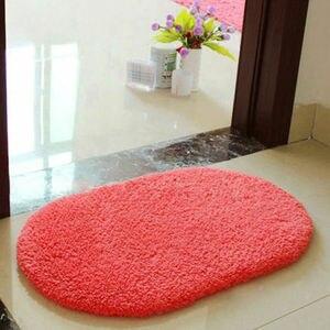 Image 4 - 吸収ソフトバスルームベッドルームのフロアノンスリップマットメモリ泡風呂シャワーラグe