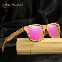 bd407560ba ... gafas De Sol madera mujer Retro Vintage polarizadas Oculos Bambú.  KITHDIA Brand Naturl Wood Sunglasses Women Retro Vintage Polarized Wooden  Glasses ...