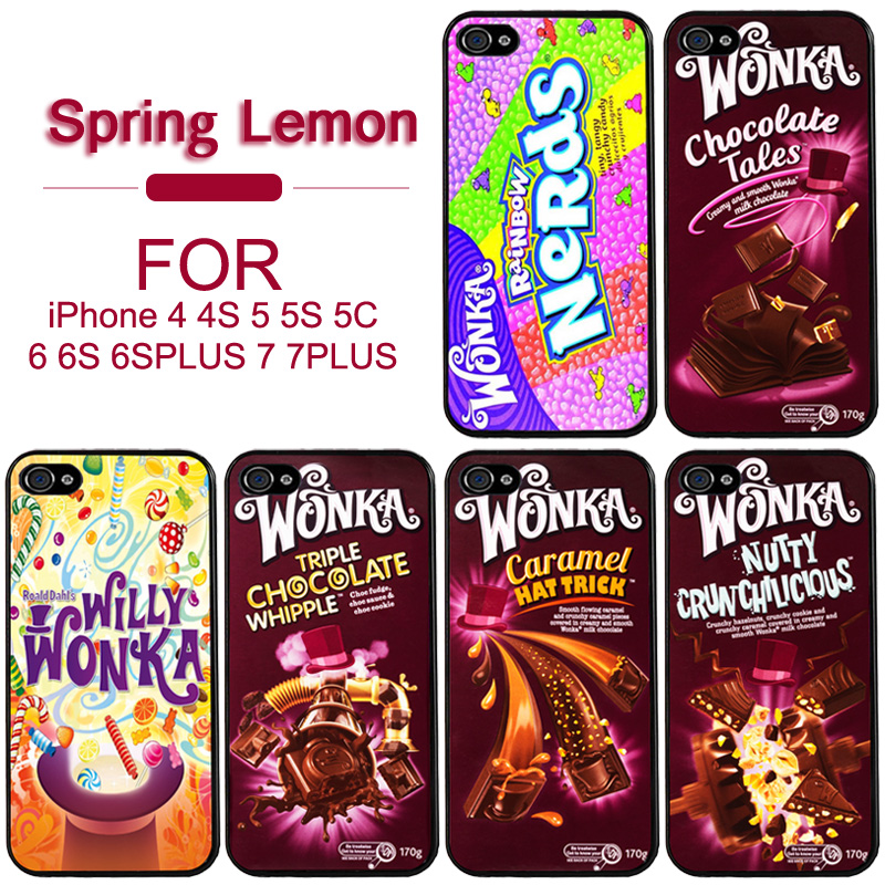 Hot Style Wonka Chocolate...