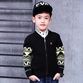 Pioneer Kids New autumn&winter Boy children sweater knitwear Knit Zipper Sweatercoat Boy Sweater Cardigan brand boys clothes