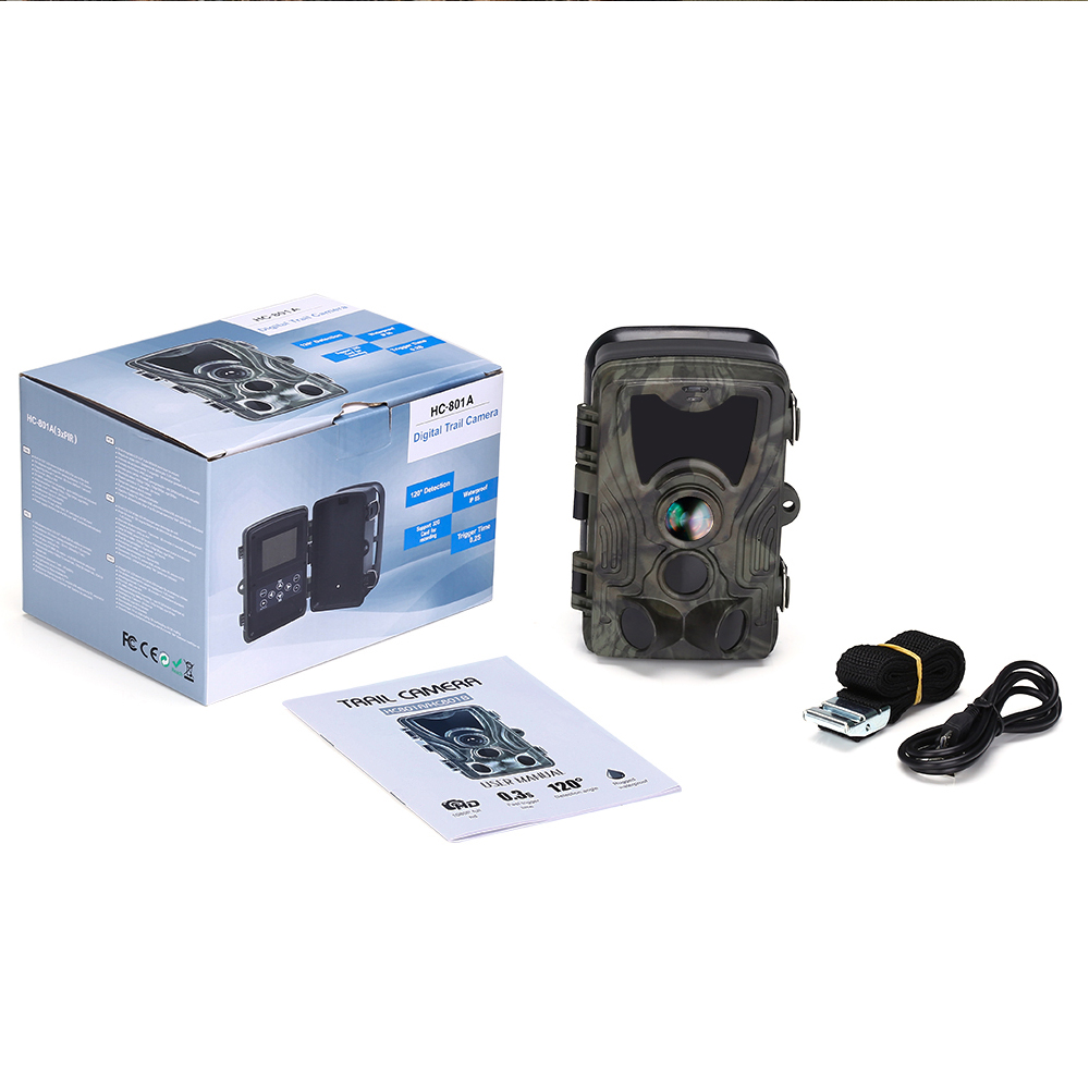 Image 5 - BOBLOV Hunting Trail Camera animal Camera Infrared Photo Video Surveillance 16MP 1080P Night Vision hunting camera-in Hunting Cameras from Sports & Entertainment