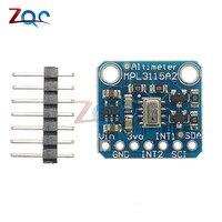 New MPL3115A2 I2C Intelligent Temperature Pressure Altitude Sensor V2.0 for Arduino|Pressure Sensors| |  -