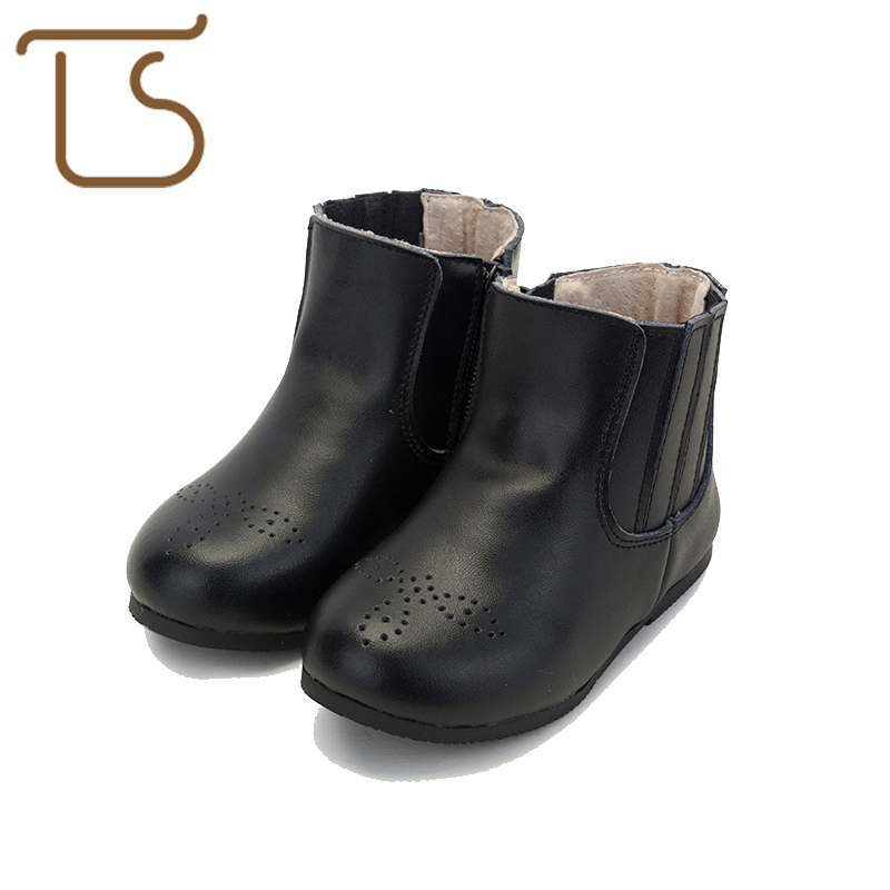 Popular Girls Brown Leather Boots-Buy Cheap Girls Brown Leather ...