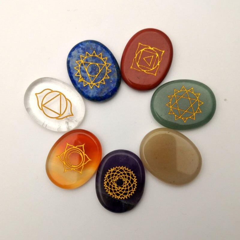 lapis lazuli gargantilha reiki 7 chakra pedra colar acessórios nenhum furo