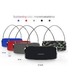 Открытый Водонепроницаемый HOPESTAR A6 Портативный Беспроводной Bluetooth открытый водонепроницаемый Стереодинамик резонирующей коробки оригинальный Bluetooth Динамик