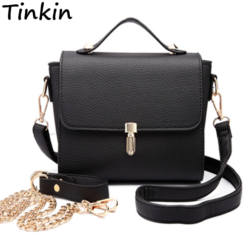 Tinkin Vintage Small Shoulder Bag New Arrival Lychee Emboss Women Messenger Bag Women Casual Totes настольная лампа eglo brivi 92908