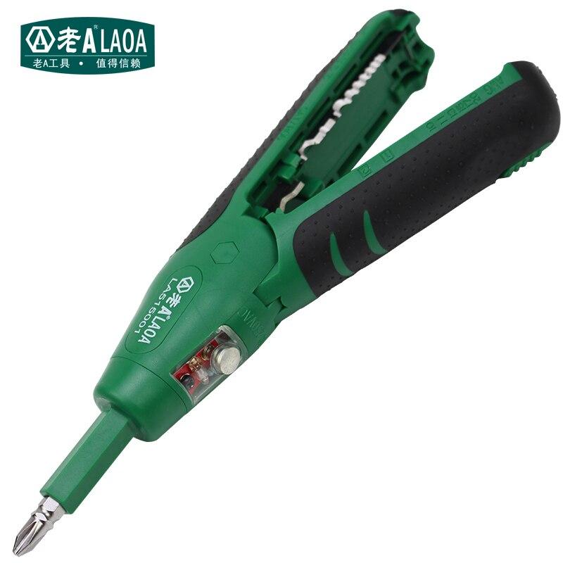 LAOA Multifonction de Haute Qualité Pince À Dénuder et tournevis Marque crayon de test Électrique outils professionnels