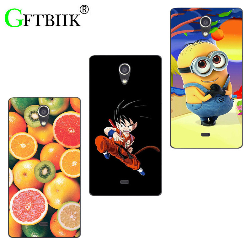 Super Cartoon Pattern Cover For Sony Xperia T LT30 LT30i LT30P Case Despicable Me 2 Paint Animal Game Shell Coque