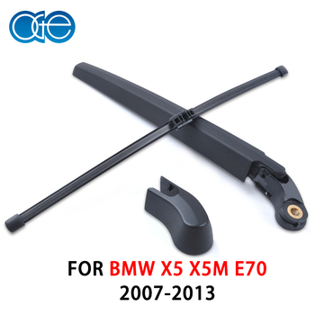 OGE Premium Rear Wiper Arm and Blade For BMW X5 X5M E70 2007 2008 2009 2010 2011 2012 2013 Windshield Car Auto Accessories image