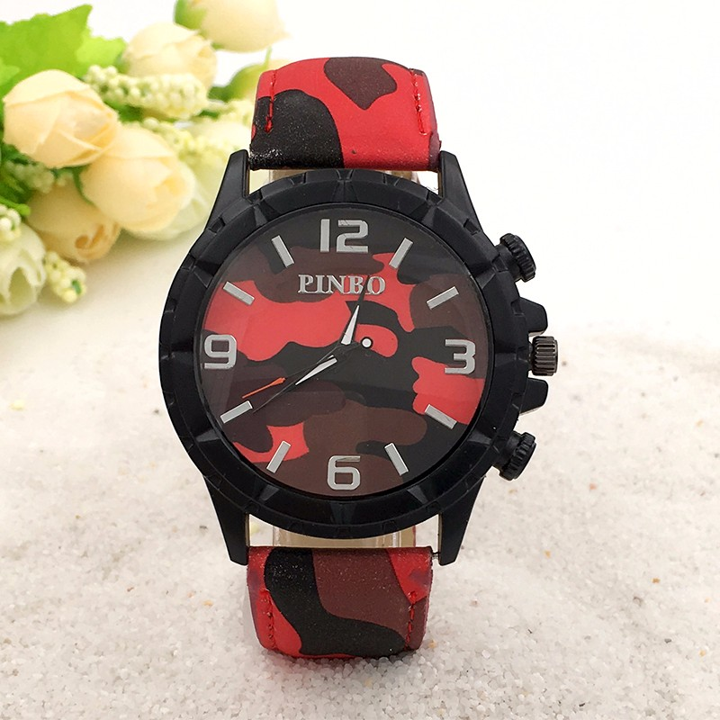 PBO1026 Army Military Quartz Mens Watches Top Brand Luxury Leather Men Watch Casual Sport Male Clock Watch Relogio Masculino jedir reloj hombre army quartz watch men brand luxury black leather mens watches fashion casual sport male clock men wristwatch