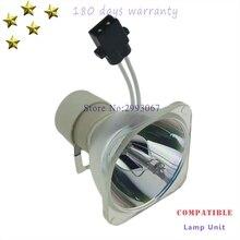 5J. J4105.001 Yedek çıplak lamba Benq MS612ST MS614 MX613ST MX613STLA MX615 MX615 + MX660P MX710 5J. J3T05.001