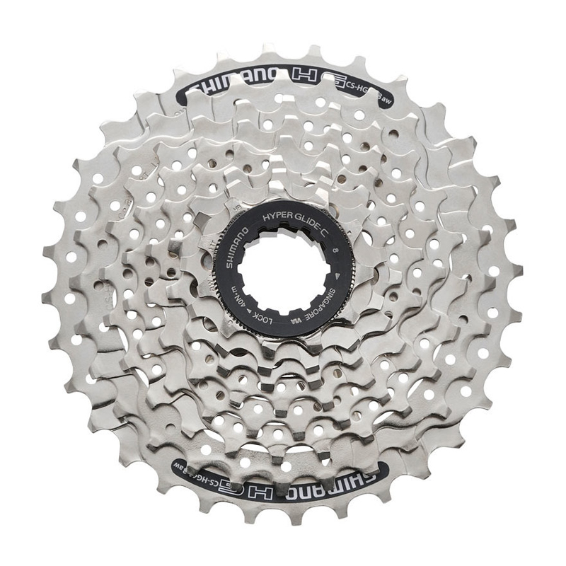 shimano CS HG41/51 8SPD Speed Cassette Sprocket Carbon MTB Bike shimano кассета cs hg41 7ск 11 28 ecshg417128