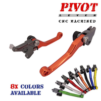 Motorcycle Pivot Brake Clutch Lever For Beta 250 300 350 390 400 430 450 480 498