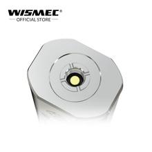 Oryginalny Wismec SINUOUS P80 mod z Elabo Mini Tank 2ML 80W pudełko na papierosy elektroniczne mod zestaw tanie tanio Elektryczne Mod 3500 mAh Metal 18650