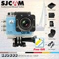 100% Série Original SJCAM SJ 5000 Câmera de Ação 1080 P Full HD Extrema À Prova D' Água Esporte DV Capacete Camera14MP Ultra Web câmera