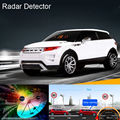 2017 Car detector 360 degree Radar detector LED light to flashing +Voice(Clear) in english/russia vision car radar detector