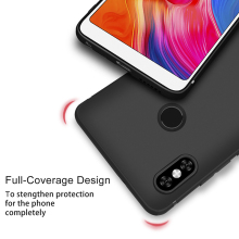 Купить с кэшбэком Cover For Coque Xiaomi Mi 5X 6X A2 8 Mix 2 Soft Case Silicone TPU Luxury Ultra Thin Back Cover Phone Cases Anti-Knock Thin Shell