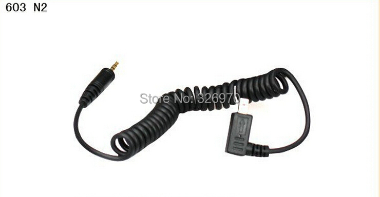 LS 2.5/N2 Shutter Release Cable for RF 603 RF603II N2, for