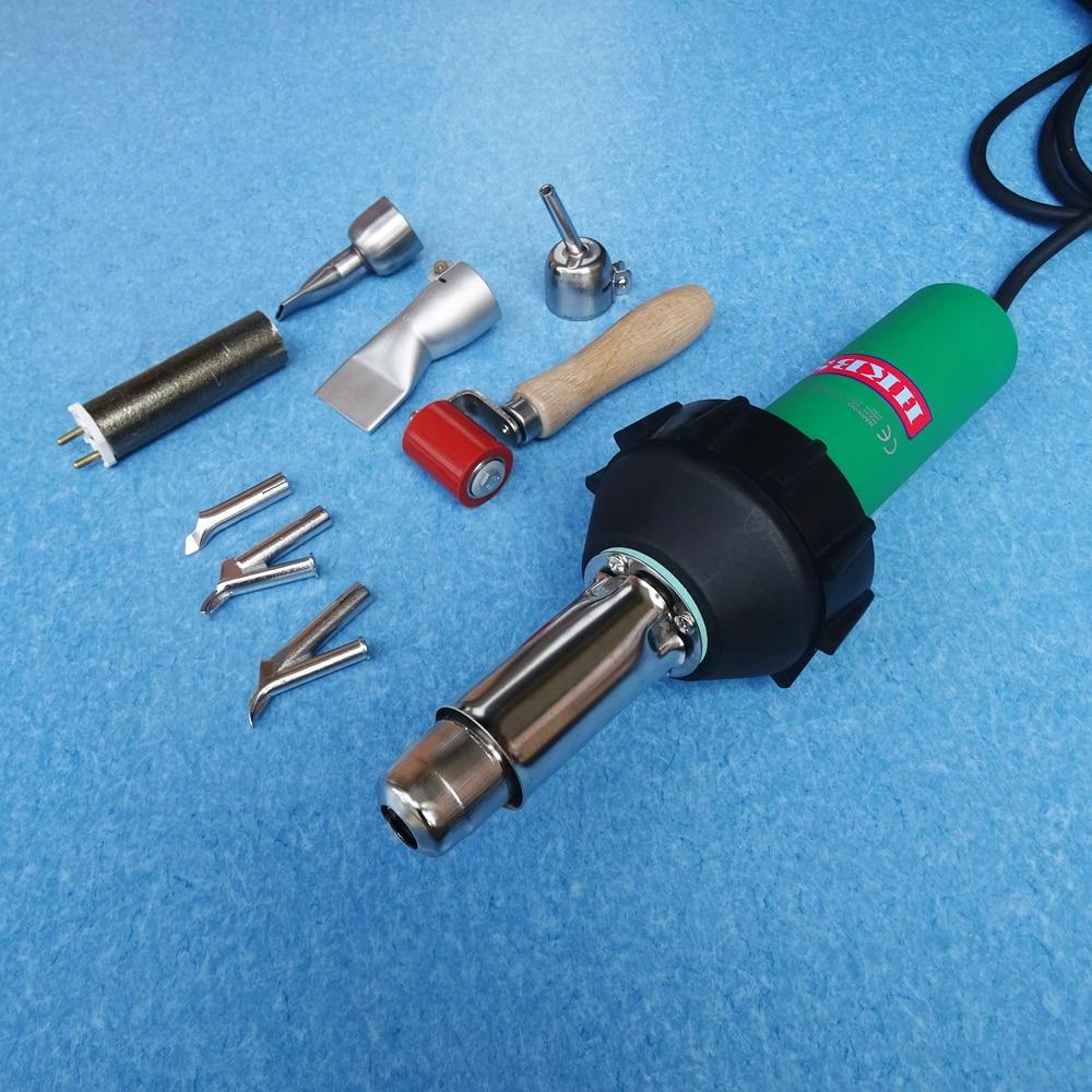 Hot sale HKBST brand 110V 230V 1600W Hot Air Welding Tools Hot Air Welder Heat