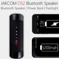 Jakcom OS2 Outdoor Bluetooth Speaker Multi Function Sport Stereo Wireless Bluetooth Speaker with LED Flashlight 5200mAh TF FM