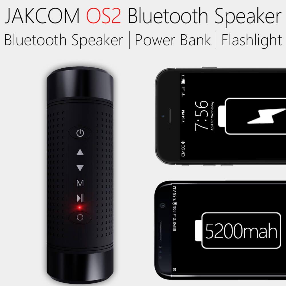 Jakcom OS2 Outdoor Bluetooth Speaker Multi-Function Sport Stereo Wireless Bluetooth Speaker with LED Flashlight 5200mAh TF FM