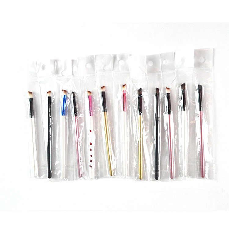 1Pcs Sopracciglio Spazzola Professionale di Trucco Pennelli Set Polvere Prodotti di base Ombretto Make Up Pennelli Cosmetici Morbidi Capelli Sintetici