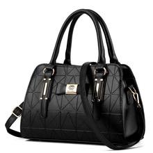 2018 New Fashion Pu Leather Solid Women Handbags Hotsale Ladies Shopping Bag Casual Shoulder Messenger Crossbody Bags