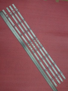 Image 4 - New 5set=40 Pieces LED backlight strip Replacement compatible for LG 39 Inch 39LB5800 390HVJ01 innotek DRT 3.0 39 A B type