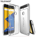 For Google LG Nexus 5 Huawei Nexus 6P Case Ultra Thin Soft Transparent Cover Gel Silicone TPU Mobile Phone Protective Case Cover