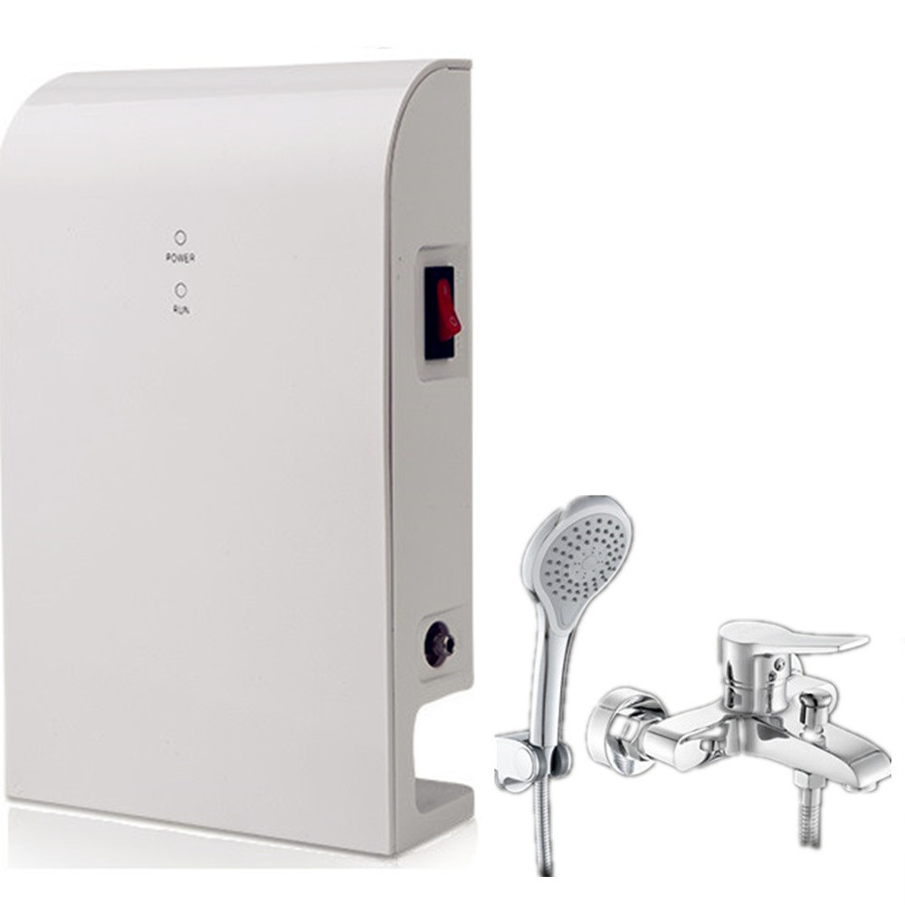 Intelligente Ozon-Wasserfilter-Dusche und Spa Home Wasser-Ozonisator 100-240V Universalspannung für DC12V sehr leises Design