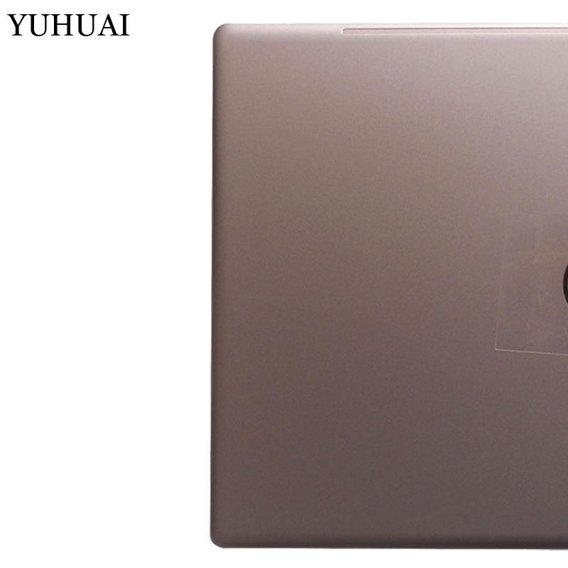 Nouvelle couverture arrière rose LCD pour Dell Inspiron 15D 7000 7570 0K1RT2 avec touche - 2