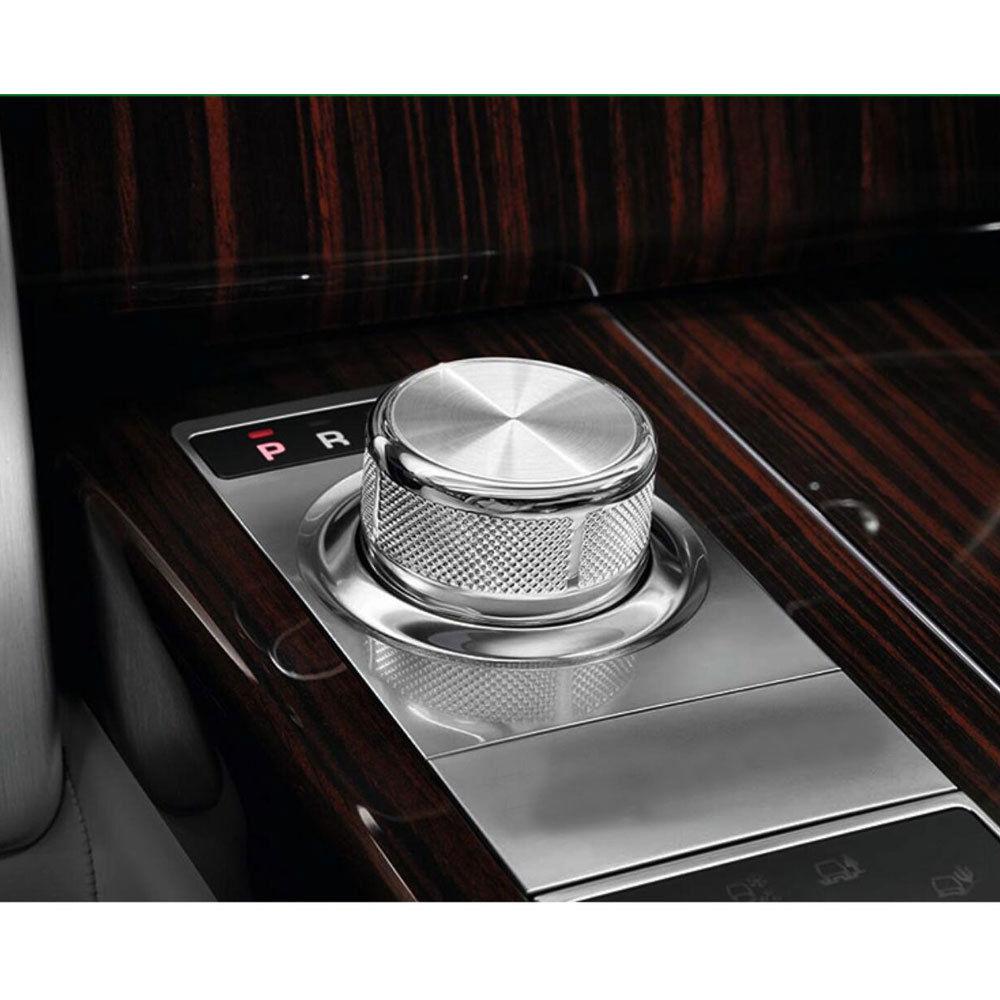 BBQ @ FUKA Car Gear shift Knob Switch Button Արծաթե - Ավտոմեքենայի ներքին պարագաներ - Լուսանկար 4