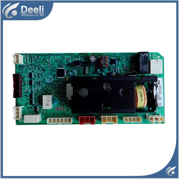 95% new used for washing machine computer driver board xqg60-q1286a xqg60-q1086a 0024000048A new for galanz washing machine board computer board 268110000081 xqg60 a712 xqg70 a710 motherboard on sale