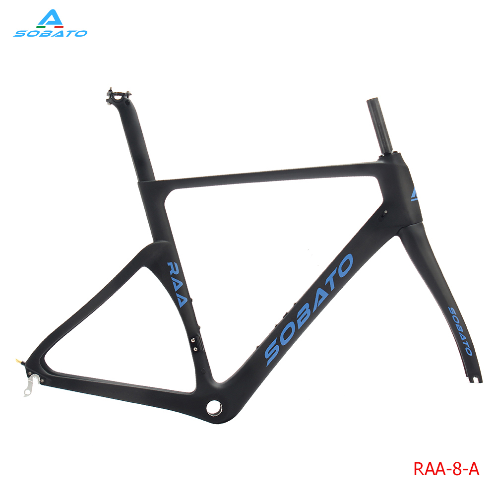 Road disc brake top quality carbon Road bike Frame,full carbon frame, weave carbon road frame + carbon fork +seat post +Headsets цена