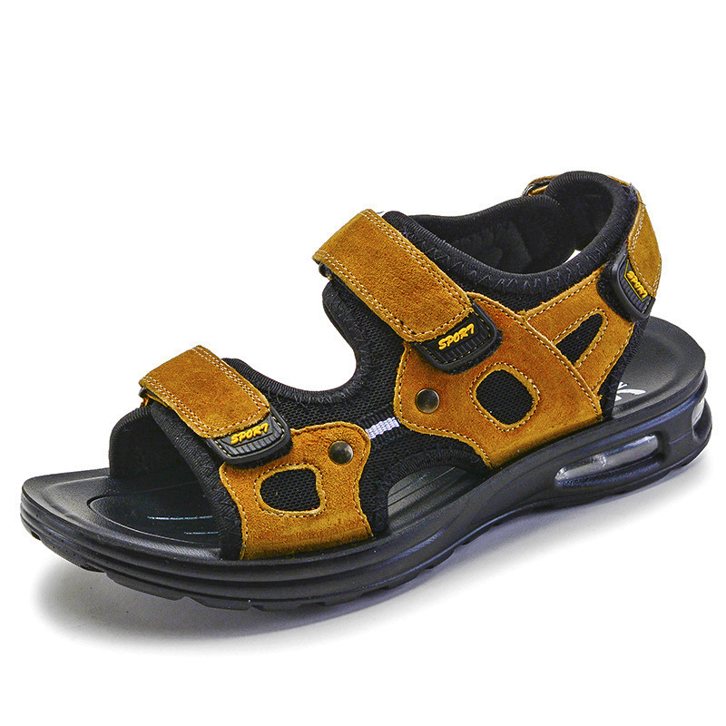 Summer style boys sandals childrens casual shoes comfort high quality kids boy student sports beach sandals size 26 - 37