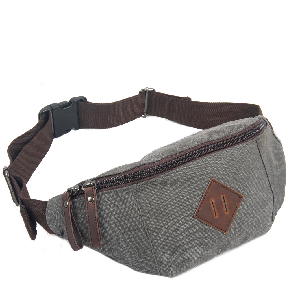 New fashion Chest bag purse canvas bag, mens bags leisure pockets of cool bag 114