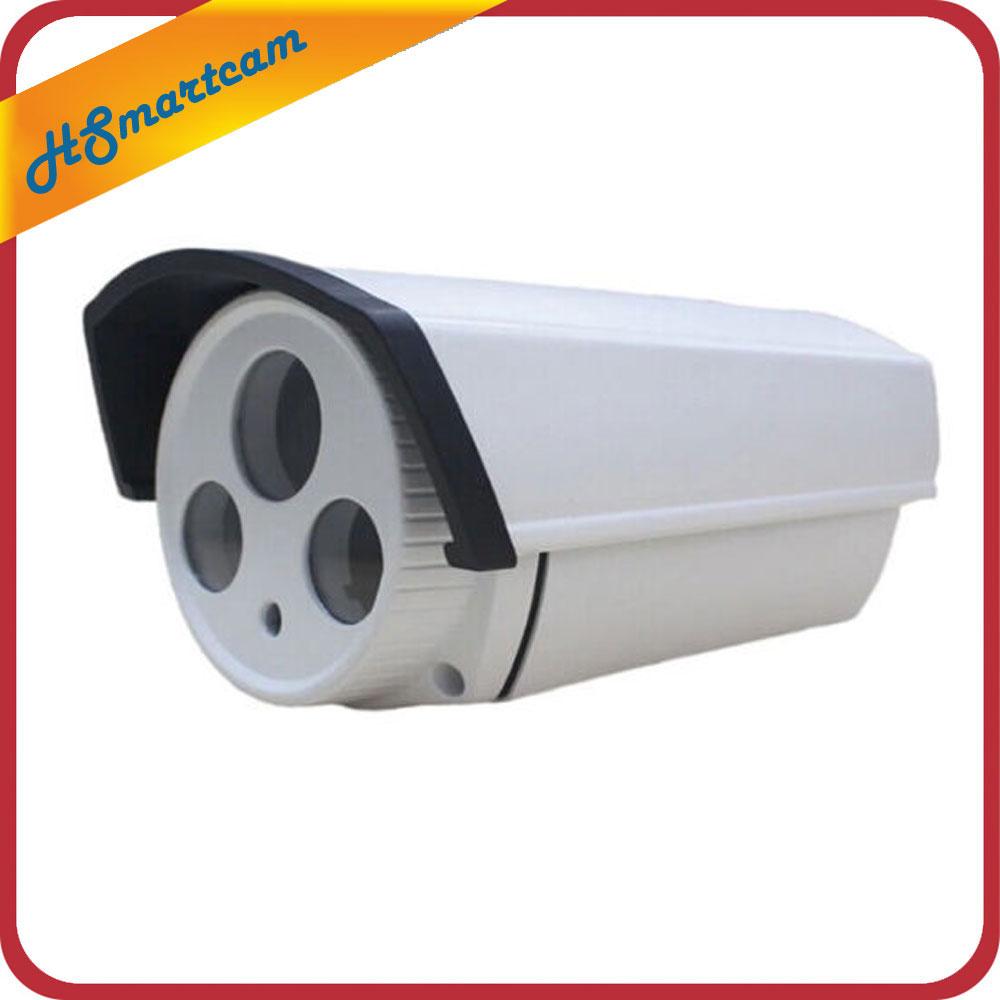 IP66 Waterproof Outdoor Camera Housing Aluminum Security CCTV Camera Housing