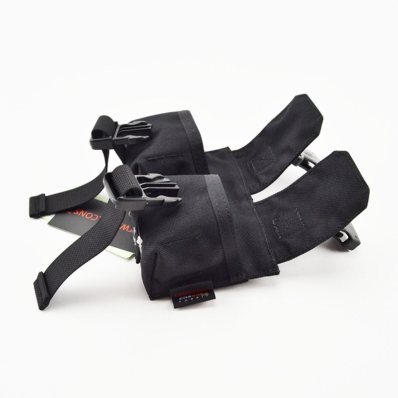 Double Grenade Pouch TW-M010-BK Opening 800