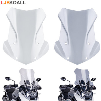 New Double Bubble Windshield Windscreen Screen For 2013-2018 BMW R1200GS R 1200 GS Adventure ABS Standard Triple LC Clear Smoke Мотоцикл