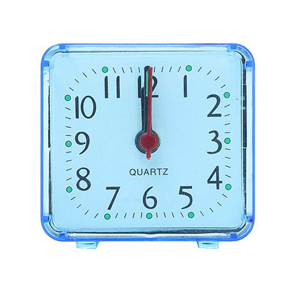 קטן שעון מעורר חמוד יצירתי אופנה תלמיד שעוני שינה המיטה משרד אלקטרוני שעון מעורר חמוד