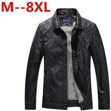 Plus size 9XL 8XL 7XL 6XL 5XL New Autumn Fashion Polo Mens Jackets and Coats causal Windbreaker Warm Jacket Man outwear overcoat