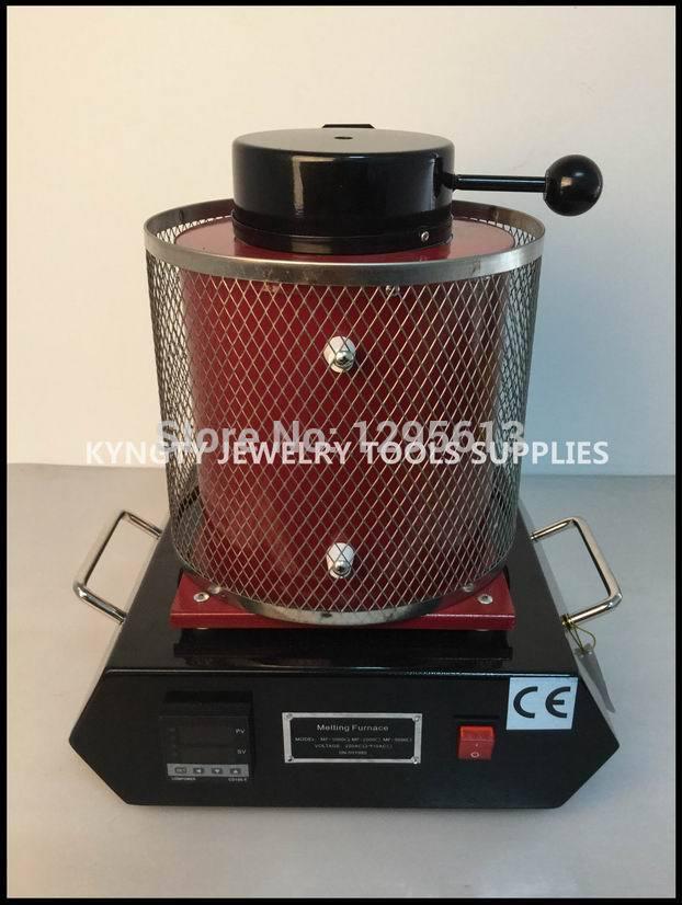 2kg gold, copper, silver, aluminum, iron, steel , Resistive heating melting furnace,gold melting furnace, Electric smelting